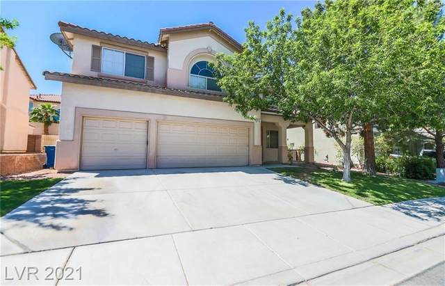 2713 Langlade Avenue, Henderson, NV 89052 (MLS #2292486) :: Lindstrom Radcliffe Group