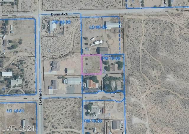 Pearl Avenue, Logandale, NV 89021 (MLS #2292494) :: Signature Real Estate Group