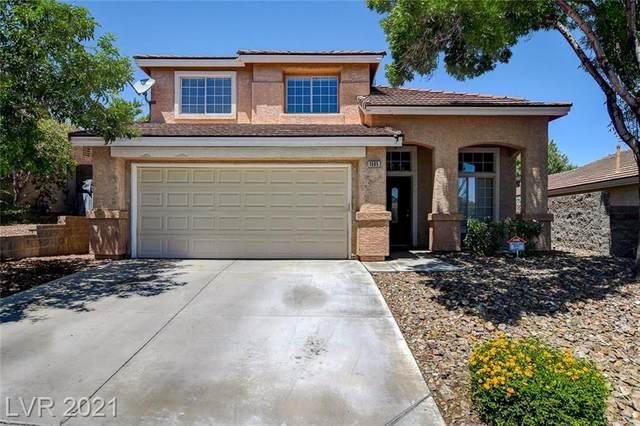 1505 Waterton Drive, Las Vegas, NV 89144 (MLS #2292508) :: Lindstrom Radcliffe Group