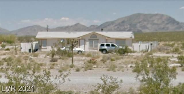 2530 Jade Drive, Las Vegas, NV 89044 (MLS #2292509) :: Custom Fit Real Estate Group
