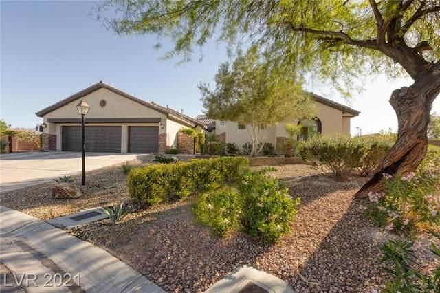 8332 Lazia Street, Las Vegas, NV 89131 (MLS #2292520) :: Lindstrom Radcliffe Group