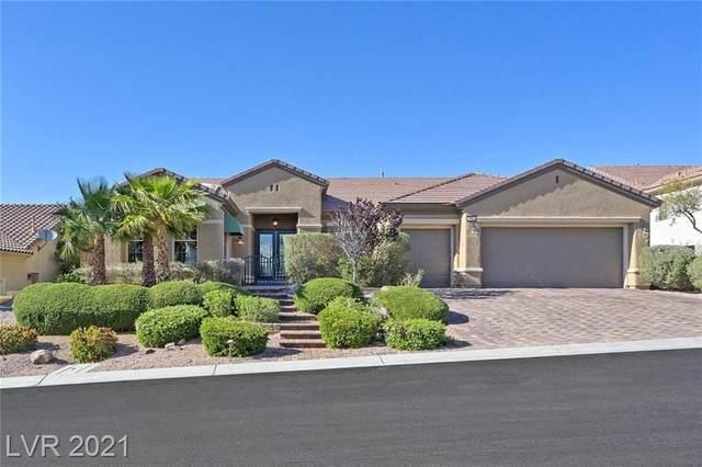 2462 Hardin Ridge Drive, Henderson, NV 89052 (MLS #2292521) :: Custom Fit Real Estate Group