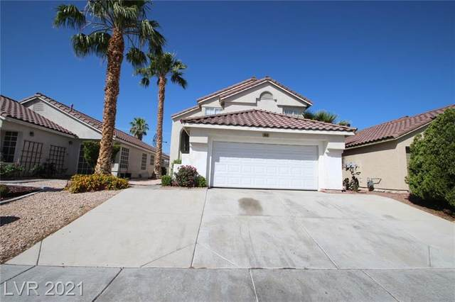 3545 Trilogy Drive, Las Vegas, NV 89108 (MLS #2292522) :: Vestuto Realty Group
