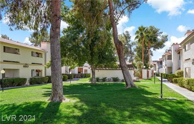 6649 W Tropicana Avenue #202, Las Vegas, NV 89103 (MLS #2292530) :: Custom Fit Real Estate Group
