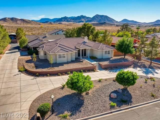 1015 Santa Ynez Avenue, Henderson, NV 89002 (MLS #2292557) :: Signature Real Estate Group
