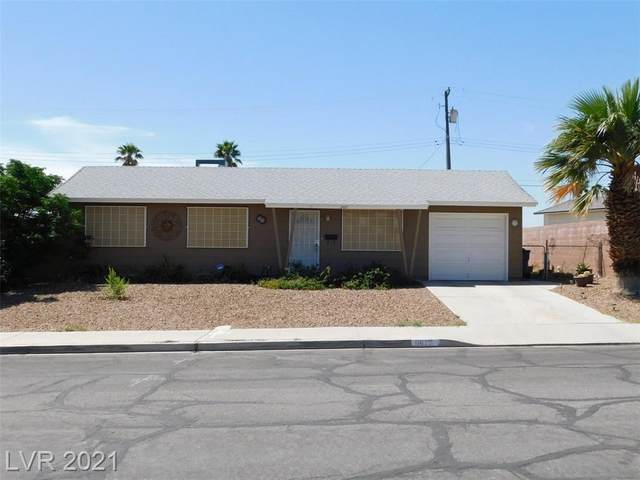 6617 Brandywine Way, Las Vegas, NV 89107 (MLS #2292558) :: Signature Real Estate Group