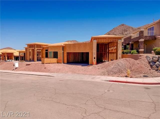 364 Cats Eye Drive, Boulder City, NV 89005 (MLS #2292571) :: Lindstrom Radcliffe Group
