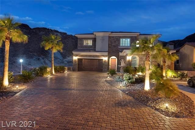 42 Costa Tropical Drive, Henderson, NV 89011 (MLS #2292576) :: The Perna Group