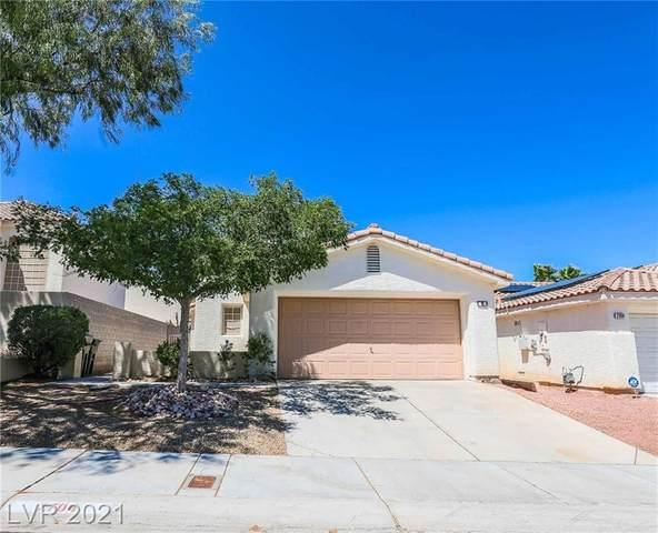 7704 Sublimity Avenue, Las Vegas, NV 89131 (MLS #2292582) :: Signature Real Estate Group