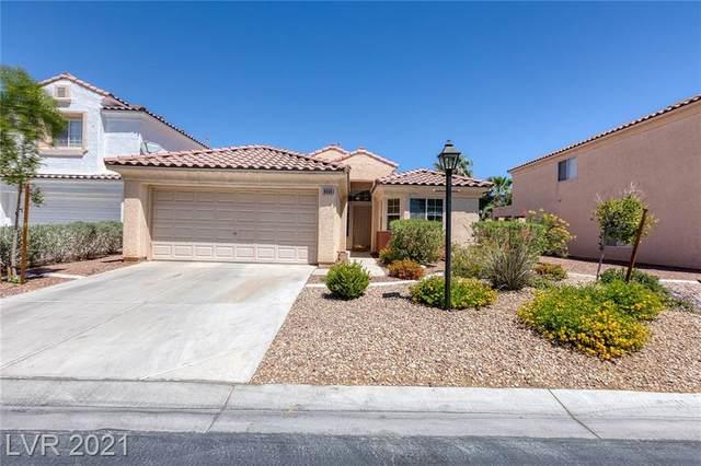 3556 Ponza Court, Las Vegas, NV 89141 (MLS #2292587) :: Signature Real Estate Group