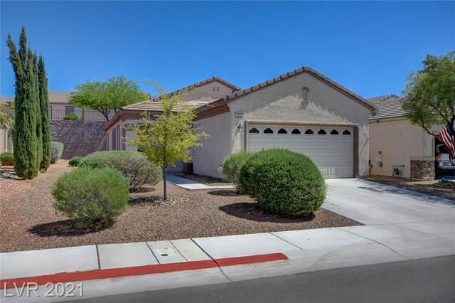 2505 Chasma Drive, Henderson, NV 89044 (MLS #2292591) :: Signature Real Estate Group