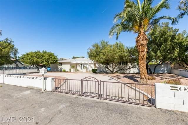 3118 El Camino Road, Las Vegas, NV 89146 (MLS #2292595) :: Custom Fit Real Estate Group