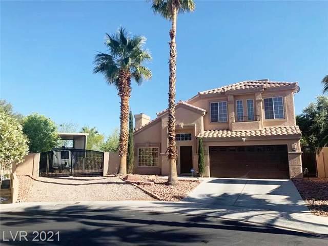 8987 Lillyhammer Court, Las Vegas, NV 89147 (MLS #2292596) :: Custom Fit Real Estate Group