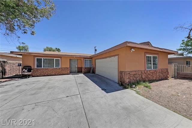 3566 Florrie Avenue, Las Vegas, NV 89121 (MLS #2292623) :: Signature Real Estate Group