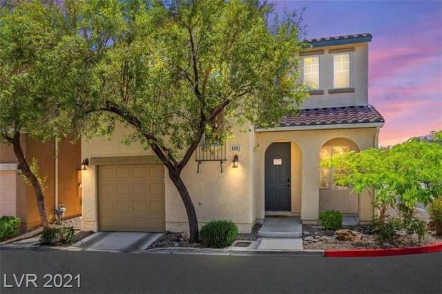 8451 Lucero Avenue, Las Vegas, NV 89149 (MLS #2292625) :: Custom Fit Real Estate Group