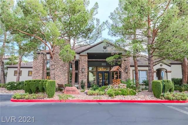 555 E Silverado Ranch Boulevard #2071, Las Vegas, NV 89183 (MLS #2292635) :: Custom Fit Real Estate Group