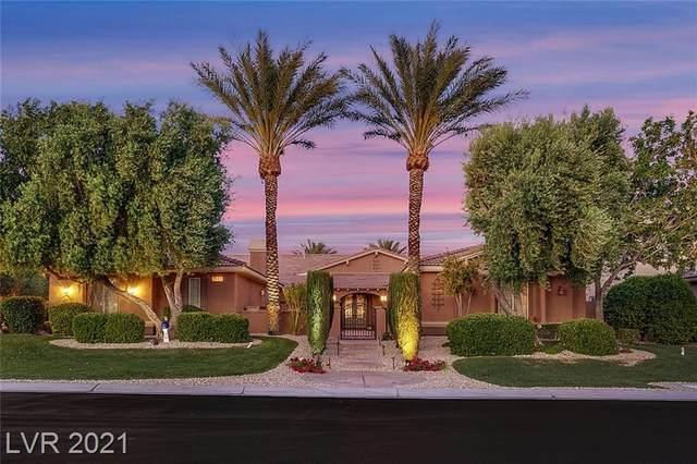 7500 Via Rimini Street, Las Vegas, NV 89131 (MLS #2292643) :: Custom Fit Real Estate Group