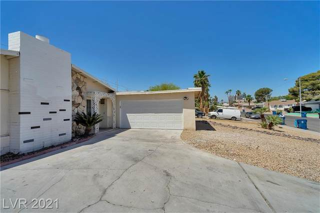 1733 Sombrero Drive, Las Vegas, NV 89169 (MLS #2292644) :: Signature Real Estate Group