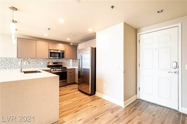 150 Las Vegas Boulevard #2310, Las Vegas, NV 89101 (MLS #2292655) :: Custom Fit Real Estate Group