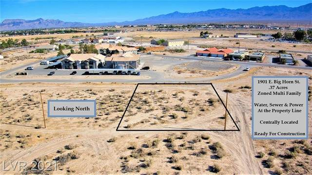 1901 E Big Horn Street, Pahrump, NV 89048 (MLS #2292671) :: Signature Real Estate Group