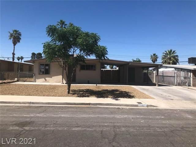2405 Hassett Avenue, Las Vegas, NV 89104 (MLS #2292673) :: Lindstrom Radcliffe Group