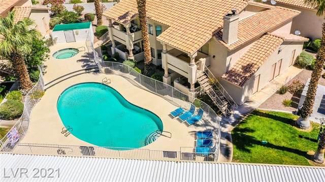 1016 Falconhead Lane #201, Las Vegas, NV 89128 (MLS #2292685) :: Custom Fit Real Estate Group