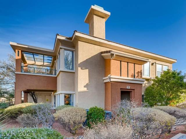 10820 Amber Ridge Drive #201, Las Vegas, NV 89144 (MLS #2292695) :: Custom Fit Real Estate Group