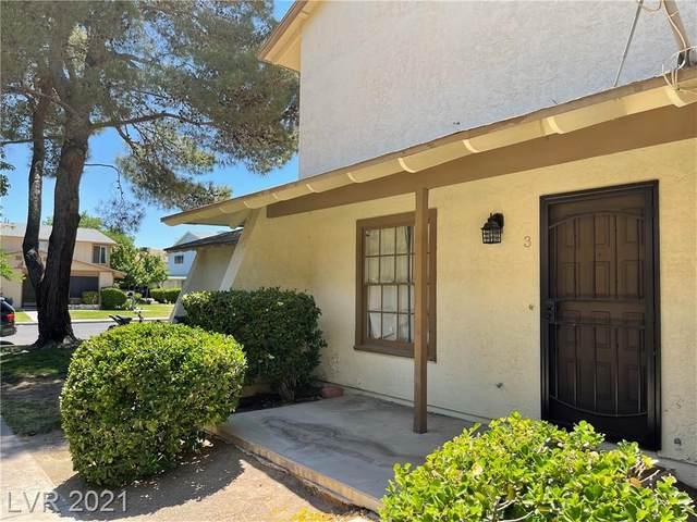 1316 Lorilyn Avenue #3, Las Vegas, NV 89119 (MLS #2292696) :: Signature Real Estate Group