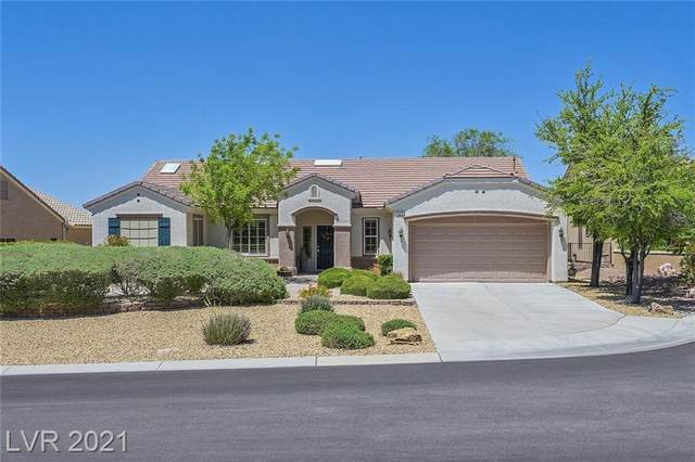 1605 Benchley Court, Henderson, NV 89052 (MLS #2292703) :: Custom Fit Real Estate Group