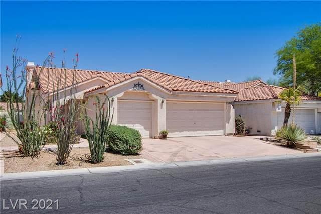 7736 Prairie Corners Drive, Las Vegas, NV 89128 (MLS #2292705) :: Lindstrom Radcliffe Group