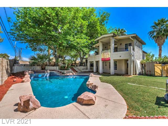 3385 S Eastern Avenue, Las Vegas, NV 89169 (MLS #2292708) :: Signature Real Estate Group