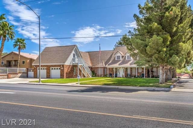 300 Riverside Road, Mesquite, NV 89027 (MLS #2292725) :: Hebert Group | eXp Realty