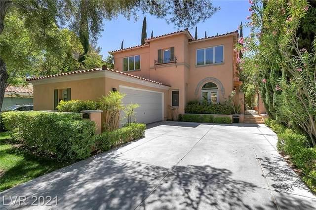 9005 Robinson Ridge Drive, Las Vegas, NV 89117 (MLS #2292729) :: Jeffrey Sabel
