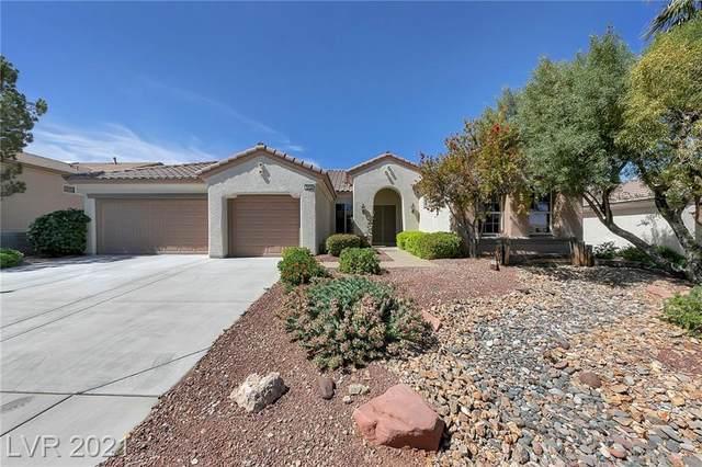 2715 Evergreen Oaks Drive, Henderson, NV 89052 (MLS #2292731) :: Galindo Group Real Estate