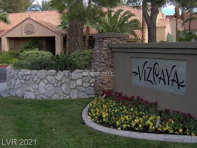 5060 S Rainbow Boulevard #105, Las Vegas, NV 89118 (MLS #2292758) :: Custom Fit Real Estate Group