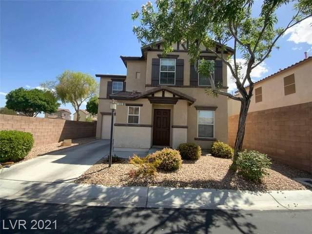 149 Thornapple Avenue, Las Vegas, NV 89183 (MLS #2292762) :: Lindstrom Radcliffe Group