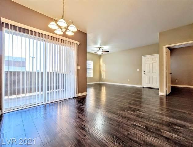 6650 W Warm Springs Road #1072, Las Vegas, NV 89118 (MLS #2292770) :: Custom Fit Real Estate Group