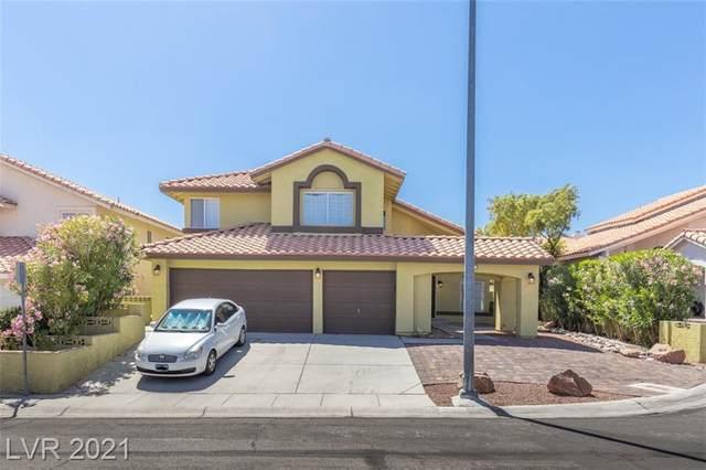 3317 Frisco Bay Circle, Las Vegas, NV 89117 (MLS #2292782) :: Signature Real Estate Group