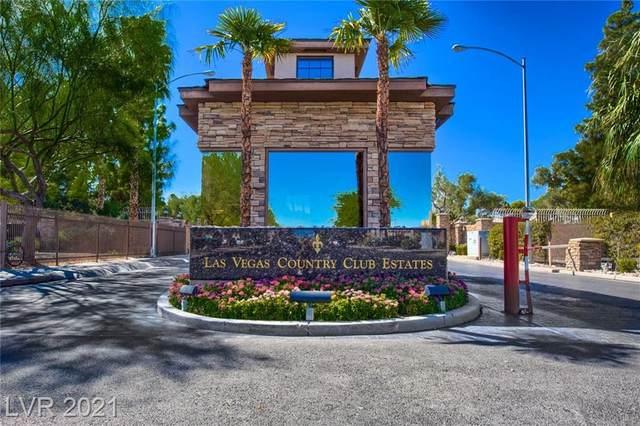 2845 Loveland Drive #3603, Las Vegas, NV 89109 (MLS #2292802) :: Custom Fit Real Estate Group