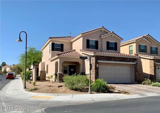 115 La Tourette Court, Las Vegas, NV 89148 (MLS #2292809) :: ERA Brokers Consolidated / Sherman Group
