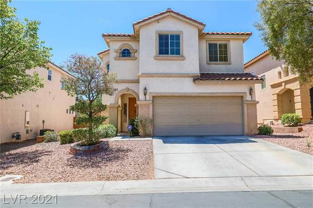 9467 Magnificent Avenue, Las Vegas, NV 89148 (MLS #2292817) :: Custom Fit Real Estate Group