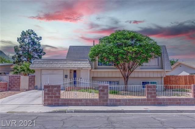5276 Renault Avenue, Las Vegas, NV 89142 (MLS #2292836) :: Vestuto Realty Group