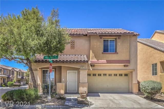 4063 Meadow Foxtail Drive, Las Vegas, NV 89122 (MLS #2292838) :: Signature Real Estate Group