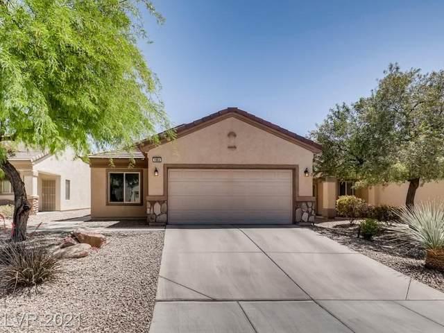 7862 Lily Trotter Street, North Las Vegas, NV 89084 (MLS #2292839) :: Vestuto Realty Group