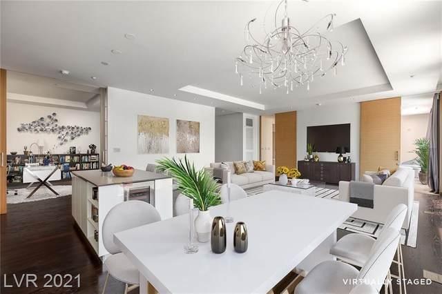 3750 S Las Vegas Boulevard #3903, Las Vegas, NV 89158 (MLS #2292845) :: Custom Fit Real Estate Group
