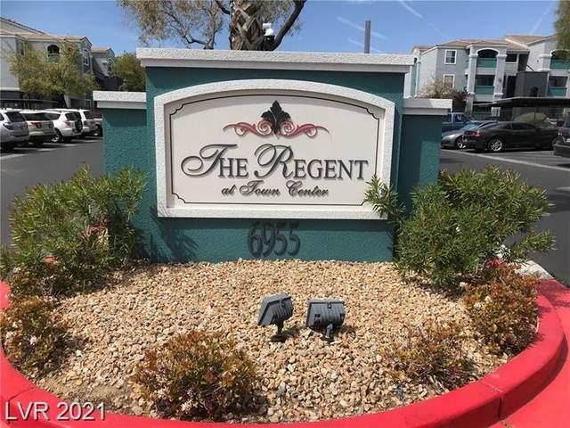 6955 N Durango Drive #2077, Las Vegas, NV 89149 (MLS #2292859) :: Custom Fit Real Estate Group