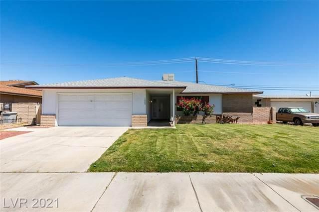 1009 Joseph Kerwin Drive, Las Vegas, NV 89145 (MLS #2292876) :: The Shear Team