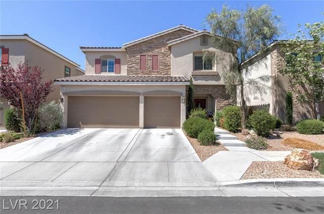 8137 Crushed Velvet Place, Las Vegas, NV 89166 (MLS #2292879) :: ERA Brokers Consolidated / Sherman Group