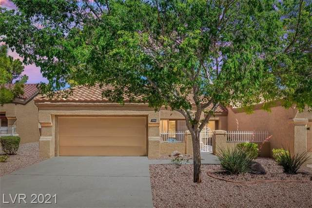 8928 Litchfield Avenue, Las Vegas, NV 89134 (MLS #2292880) :: Signature Real Estate Group