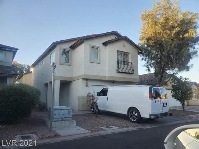 4328 Richtown Street, Las Vegas, NV 89115 (MLS #2292884) :: Jeffrey Sabel